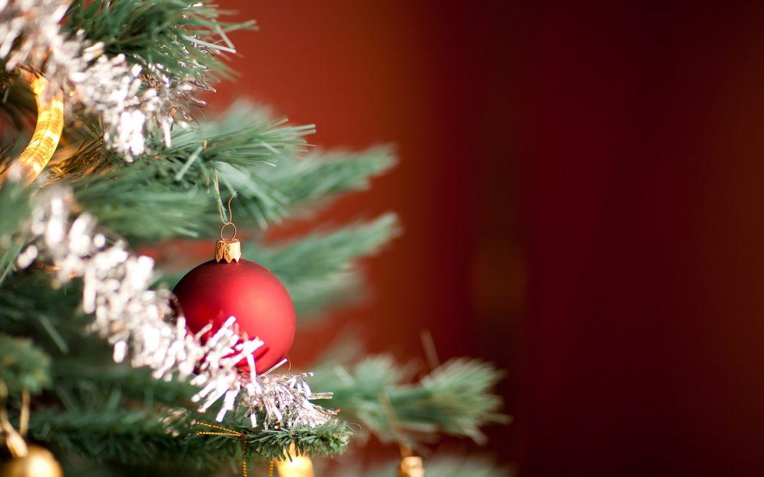 ¿Alergia a los arbolitos de Navidad?